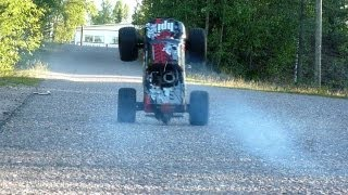 vuclip HPI Savage X 4.6 - Nitro Wheelies (2013)