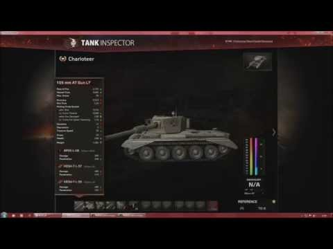 World Of Tanks Análisis Charioteer