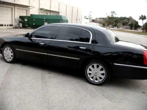Black Lincoln Town Car For Sale Near Me