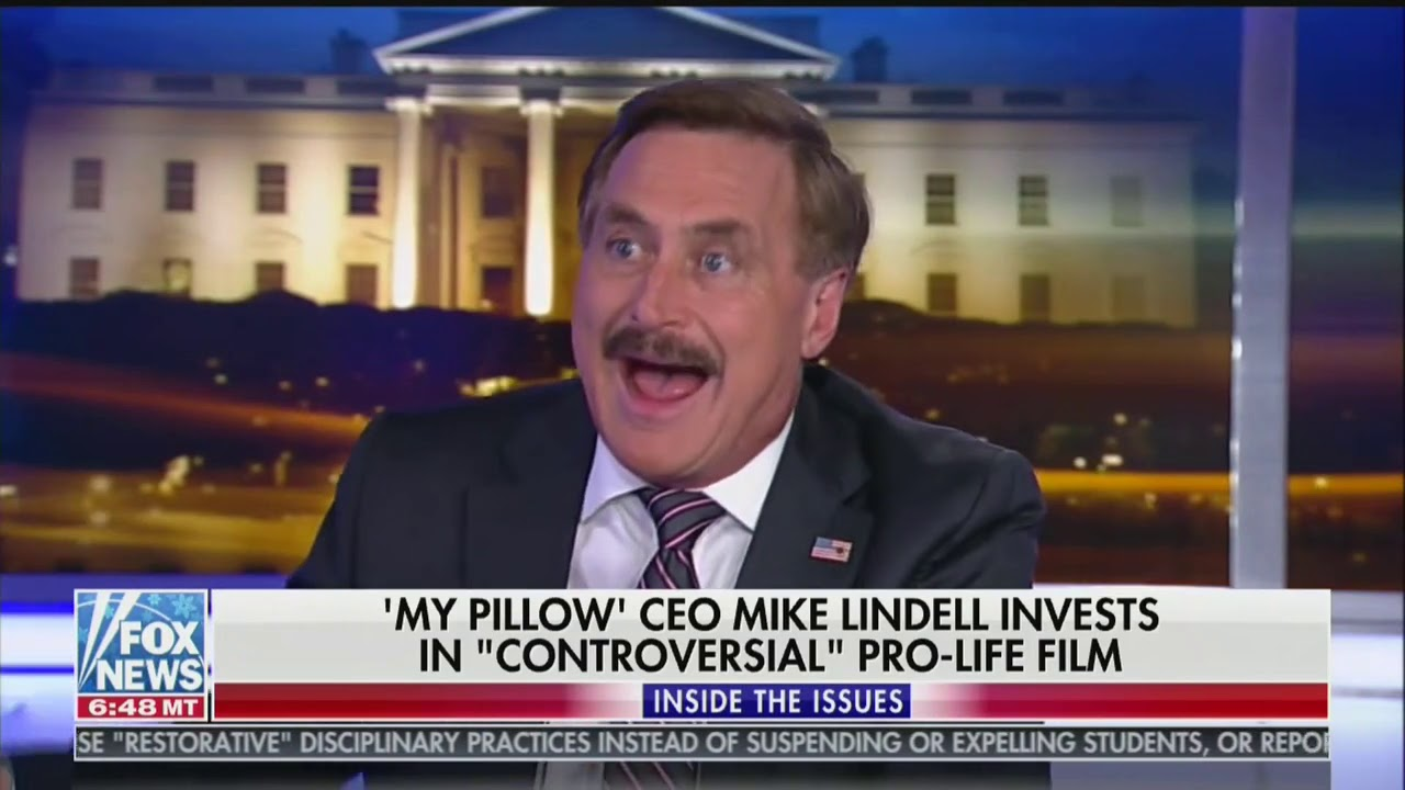 tucker carlson hosts mypillow guy one of his few remaining advertisers for fawning interview
