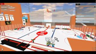 RAAAHL Presents Montreal Cool Penguins VS. Roblox Capitials Part 2