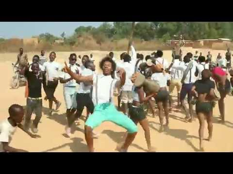 Cyclone Rouge - Nsombe (Spilulu Mix)  [ Afro House Music DR Congo ]