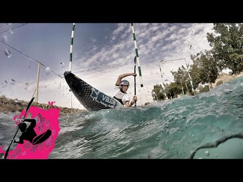 Classic Upstream Gate ⎜ My Kayak Technique