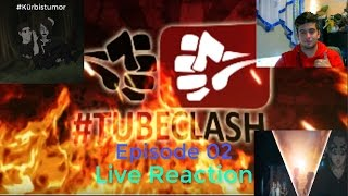 Paluten und GLP vereint (#Kürbistumor) - #Finalclash (Tubeclash 3) Episode 02 Live Reaction