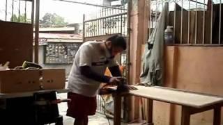 Weekend Woodwork - Dresser Cabinet Door