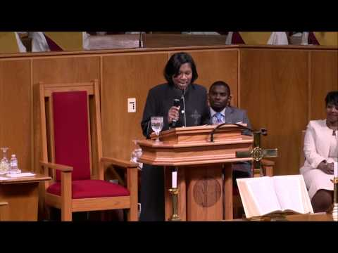 "April 6, 2013 ""Between Fear and Faith-Meet me in Galilee"" Rev. Dr. Leslie Copeland-Tunehb"
