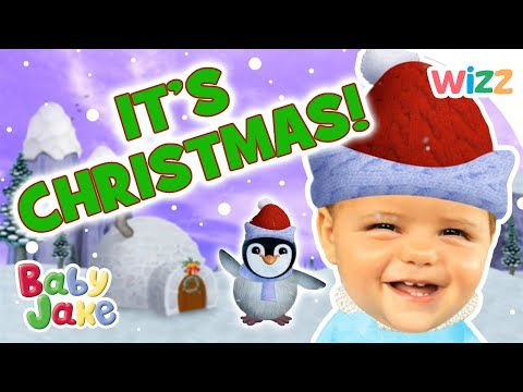 Baby Jake - It's Christmas! | Jolly Jumping with Jake