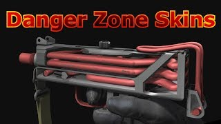 Danger Zone Weapon Skins