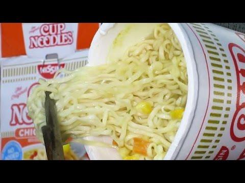 No5926 Nissin Foods Usa Cup Noodles Chicken Flavor 2016 Renewal