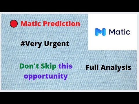#Matic coin news today 🔥, Matic coin price prediction #Cryptocurrency #WRX #Wazirx