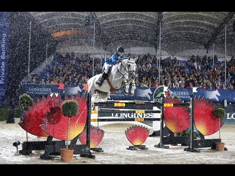 2015 Highlights: Longines Global Champions Tour of Vienna