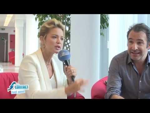 L'interview de Virginie Efira & Jean Dujardin