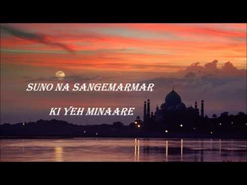 Suno Na Sangemarmar (Youngistaan) - Lyrics