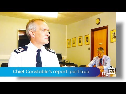 Chief Constable's report: part two