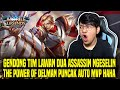 AKHIRNYA KOPEX GAMING TOP 1 LEOMORD - MOBILE LEGENDS INDONESIA