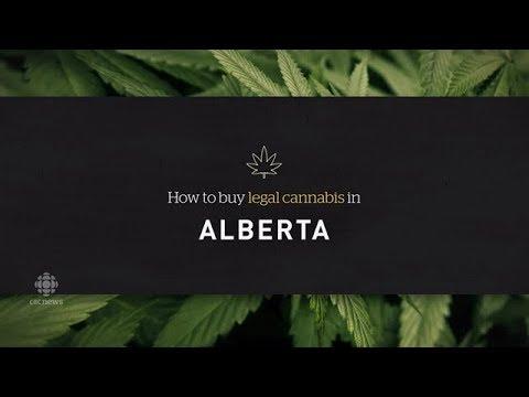How to buy pot in Alberta
