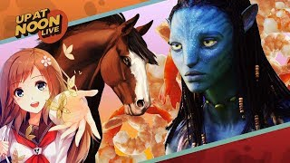 Who's Hyped For Avatar 2? ...Hello? Anyone? - Up At Noon Live!