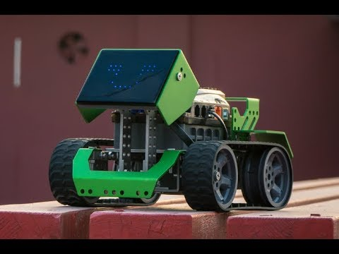 Introducing Qoopers: Coolest Metal Robot to Build and Code