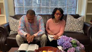 Easter Message from Pastors Marlon and Lynn.