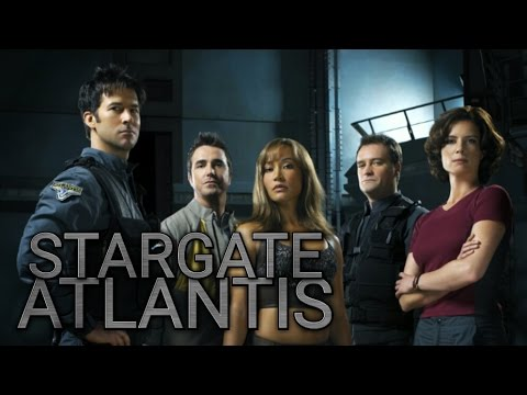 Stargate Atlantis 2017 - The Worst Day Since Yesterday - Flogging Molly