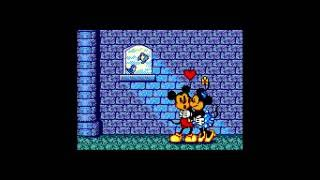 Castle of Illusion strarring Mickey Mouse - Game Gear - ending