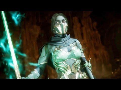 Mortal Kombat 11 Jade Costumes And Loadout Variations Gameplay Ps4