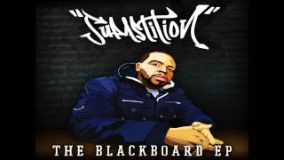 Supastition - The Blackboard feat. DJ Faust & DJ Shortee (Prod. by Rik Marvel)