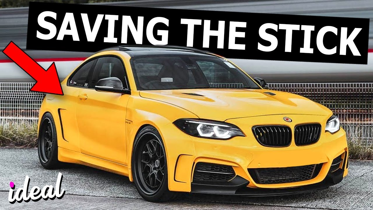 The Best Cars With Manual Transmissions In 2020 Youtube
