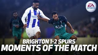 Download Video KIERAN TRIPPIER'S DOUBLE SKILL | MOMENTS OF THE MATCH | BRIGHTON 1-2 SPURS MP3 3GP MP4