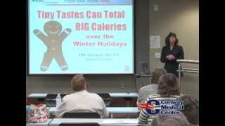 CMC Bariatric Educator Effie Akerlund Speaks at Weight Loss Support Group