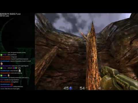 Quake 2 Custom Maps + Mission Pack 1: The Reckoning Playthrough -- Part 1