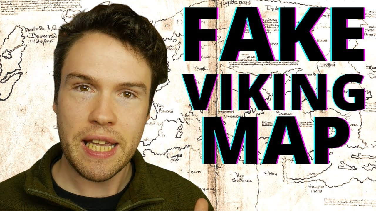 The Vinland Map: Medieval FAKE NEWS!