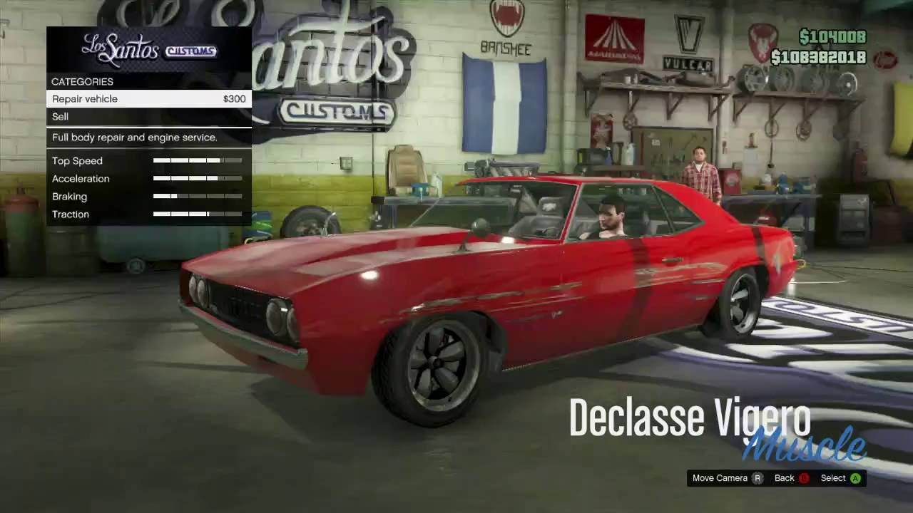 Top 3 Most Under Used Cars in GTA 5 Online - YouTube