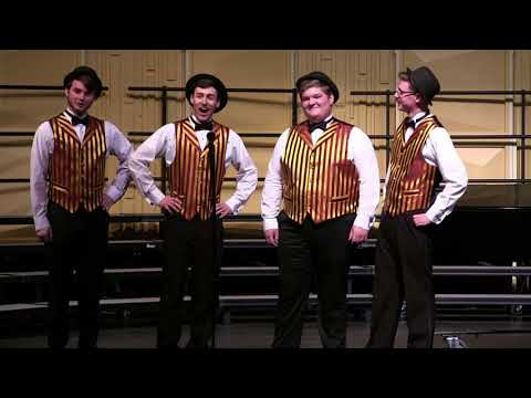 Welcome Quartet - Cell Phones (from the music man)