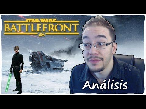 Análisis STAR WARS: BATTLEFRONT (Beta)