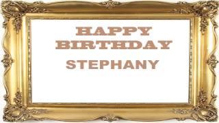 Stephany   Birthday Postcards & Postales - Happy Birthday