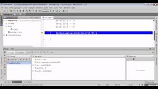 Урок 8. Двухмерные массивы в Java