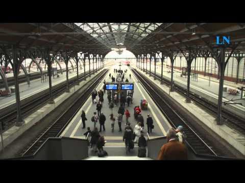 Tolle Bilder vom Lübecker Hauptbahnhof - mit Zahlen und Fakten!