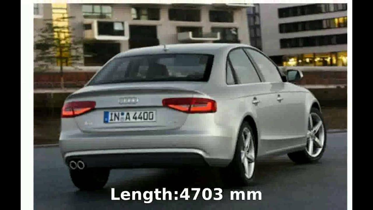 Audi A Avant TFSI Multitronic Review Specs YouTube - Audi a4 weight