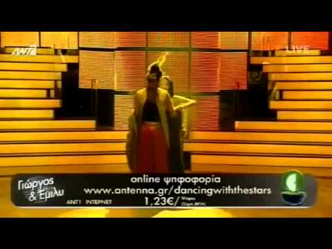 Dancing With the Stars 3 - Bollywood with Anna Dimitratou