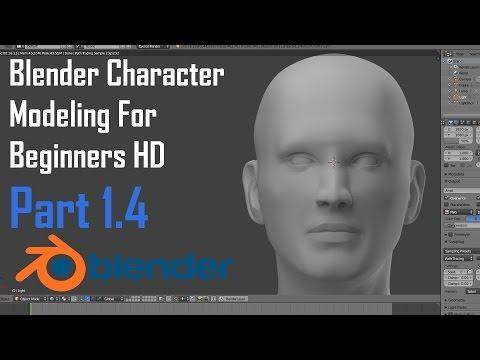 Blender Modeling | Character | For Beginners | The