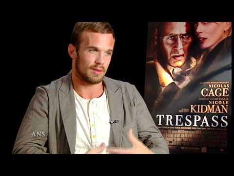 CAM GIGANDET TRESPASS INTERVIEW