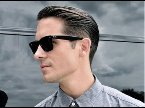 Neat Men Hairstyle Youtube