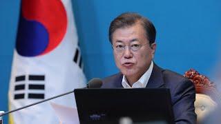 문대통령, 내일 민주·통합 원내대표와 오찬 / 연합뉴스…