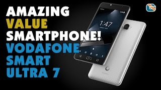 Vodafone Smart Ultra 7 Unboxing & Review #Vodafone