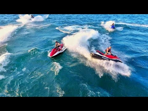 Jet Ski Adventure | Lake Ontario | 4K