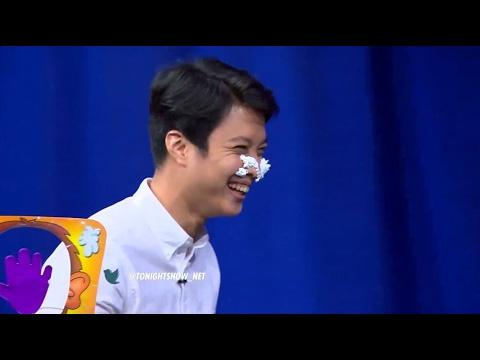 Taskya Namya Bahagia Banget Lihat Dikta Kalah Kena Whipped Cream