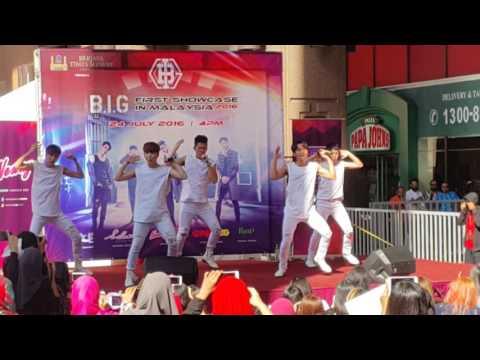 [240716] B.I.G (비아이지) - Aphrodite (아프로디테) [B.I.G 1st Showcase in Malaysia - Berjaya Times Square]