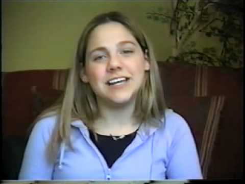 Lauren Collins' Degrassi Audition S1 DVD Extras