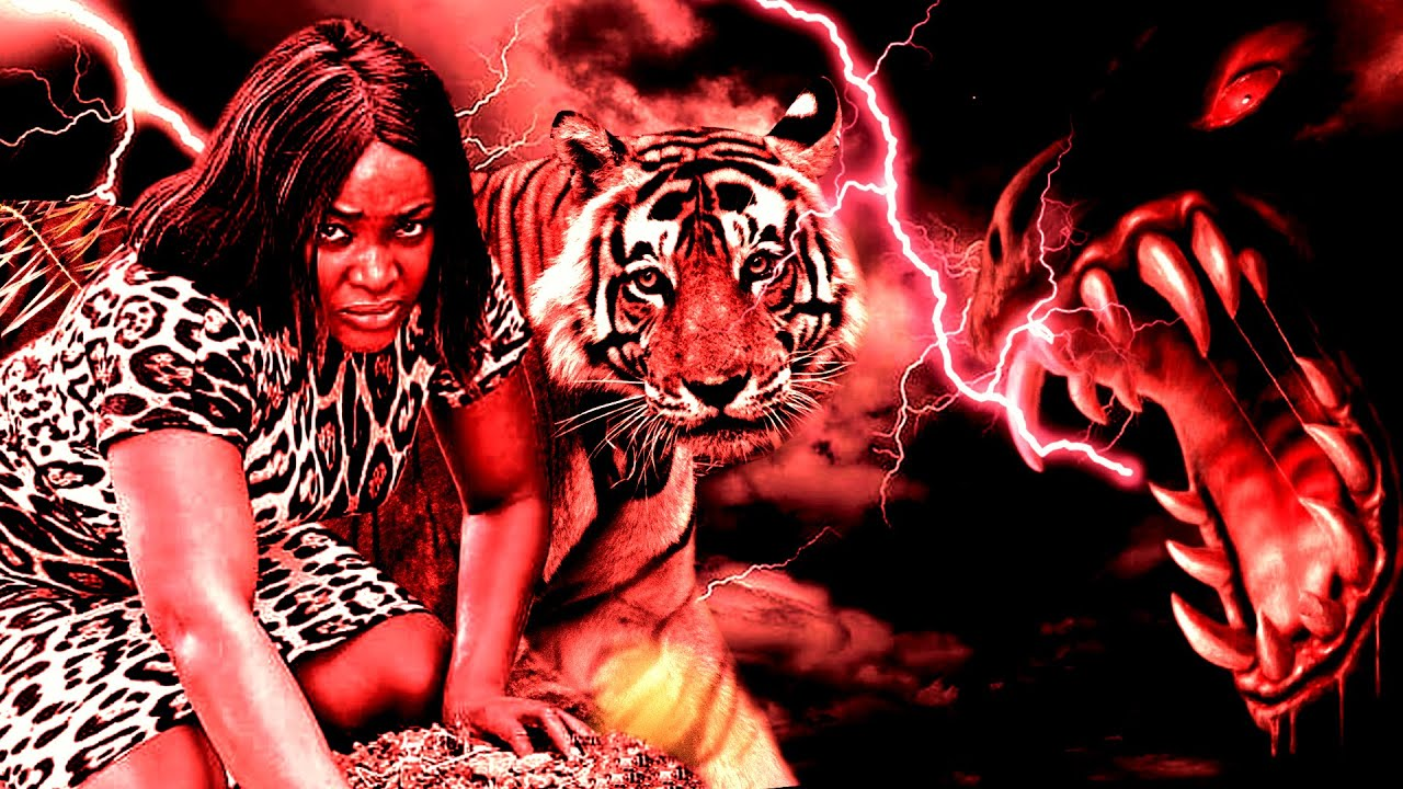 Download SHE TURNS INTO A TIGER AT NIGHT SEASON 1 (NEW MOVIE) - LIZZY GOLD 2021 LATEST NIGERIAN MOVIE